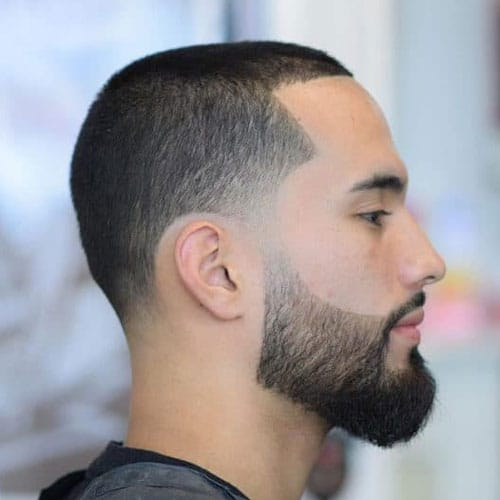45 Best Buzz Cut Hairstyles For Men 2020 Guide