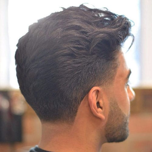 Best Classic Tapered Haircuts For Men