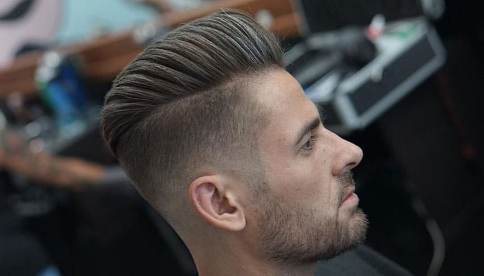 Hairstyle Guide For Men Secret Places London
