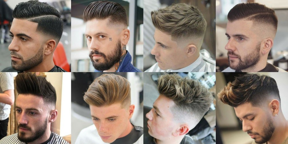 Types Of Haircut For Men New