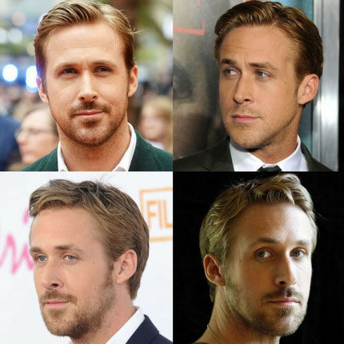Best Ryan Gosling Haircuts