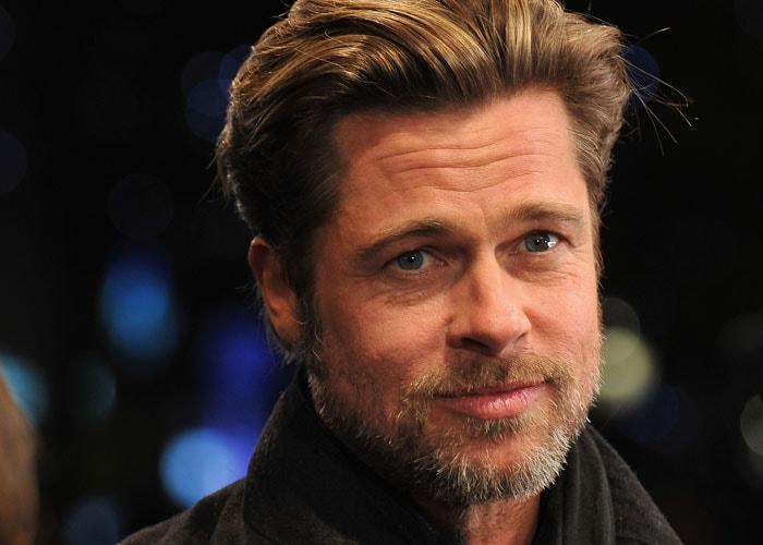 Brad Pitt Hair