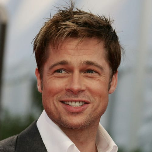 The Best Brad Pitt Haircuts Hairstyles 2020 Update