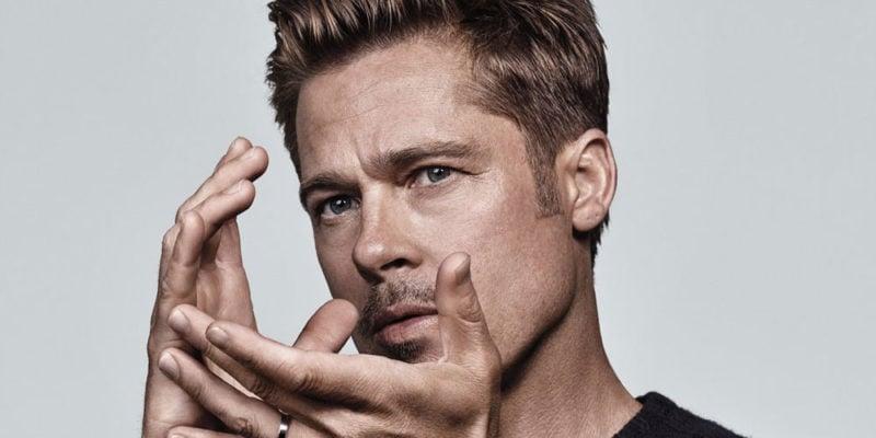 Brad Pitt's Hairstyles