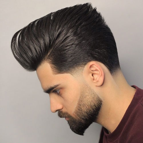 Classic Taper Haircut For Men