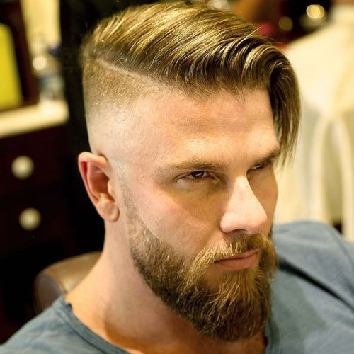 37 Cool Disconnected Undercut Haircuts For Men 2020 Guide