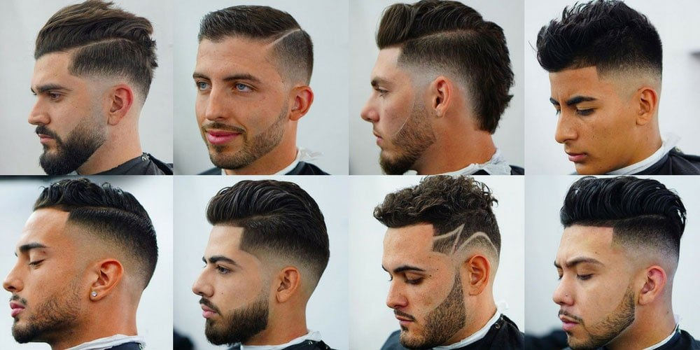 Haircut Names For Men Types Of