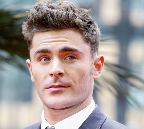 Zac Efron's Hair