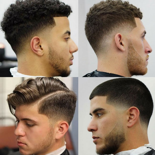 Haircut Names For Men Types Of Haircuts 2019 Mens Haircuts