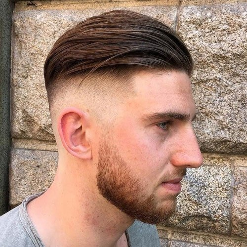 Men's Disconnected Undercut