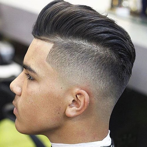 Men's Undercut Haircuts