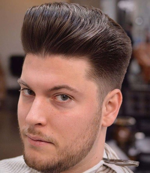 45 Cool Pompadour Haircuts Hairstyles For Men 2021 Guide