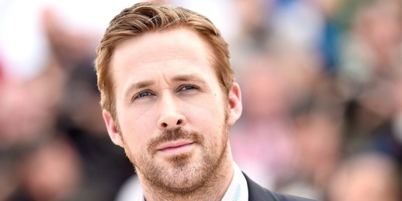 Ryan Gosling Haircut and Beard