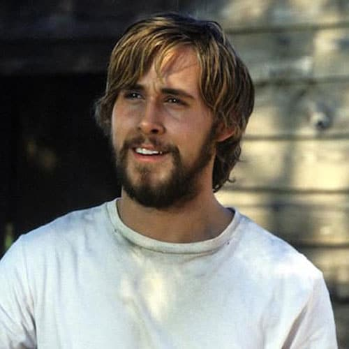 Ryan Gosling Long Hair
