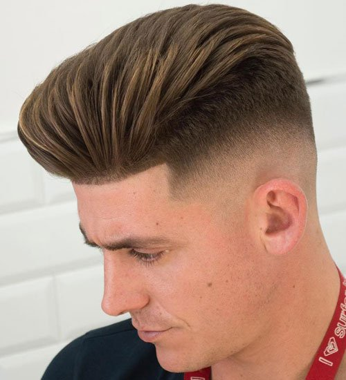 Short Disconnected Undercut