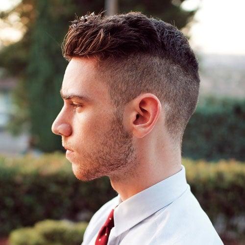 Short Undercut Hairstyle