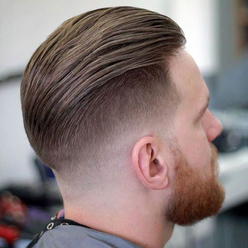 How To Slick Back Hair Mens Haircuts Hairstyles 2018