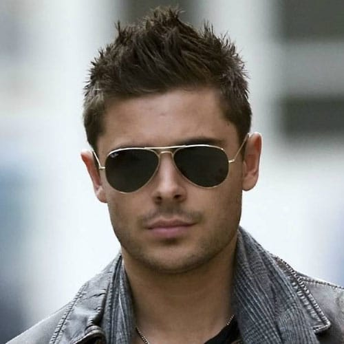 Zac Efron Faux Hawk