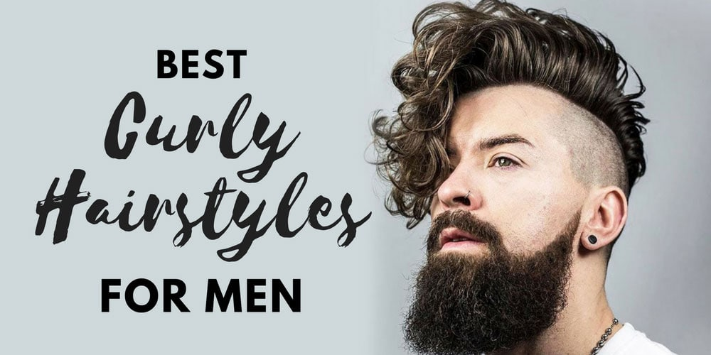 Best Curly Hairstyles For Men 2018 Mens Haircuts Hairstyles 2018