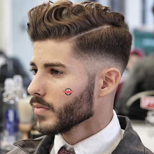 Best Curly Hairstyles For Men 2018 | Men\'s Haircuts + Hairstyles 2018