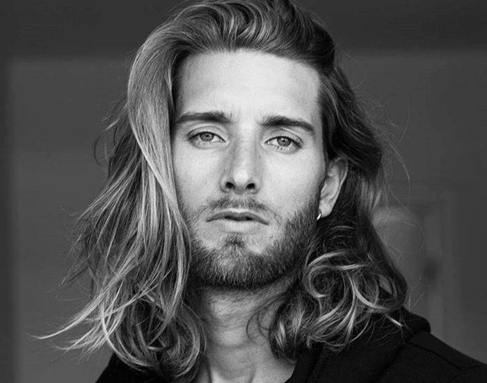 Lovely Long Hairstyles For Men
