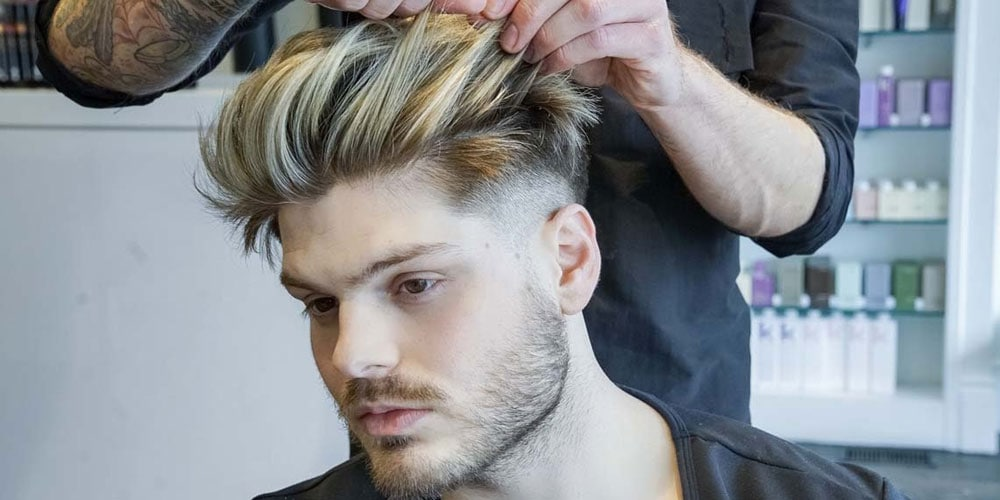 Best Hairstyles For Men with Thick Hair 2018 | Men\'s Haircuts + ...