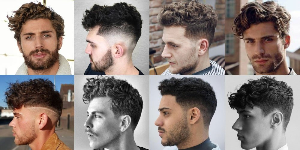 Best Men S Hairstyles For 2019: 50 Best Curly Hairstyles + Haircuts For Men (2019 Guide