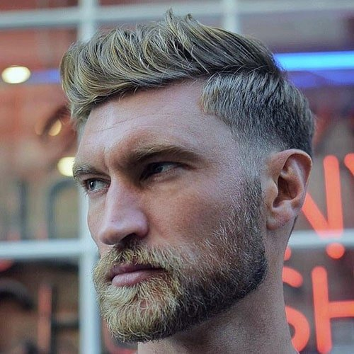 how to grow thicker hair men
