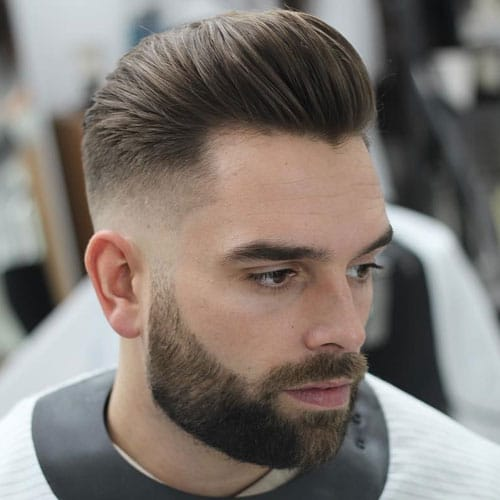 How To Make A Pompadour