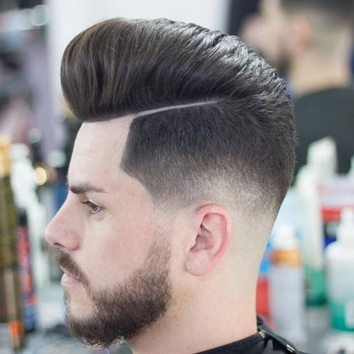 How To Style A Modern Pompadour 2019 | Men's Haircuts + Hairstyles 2019