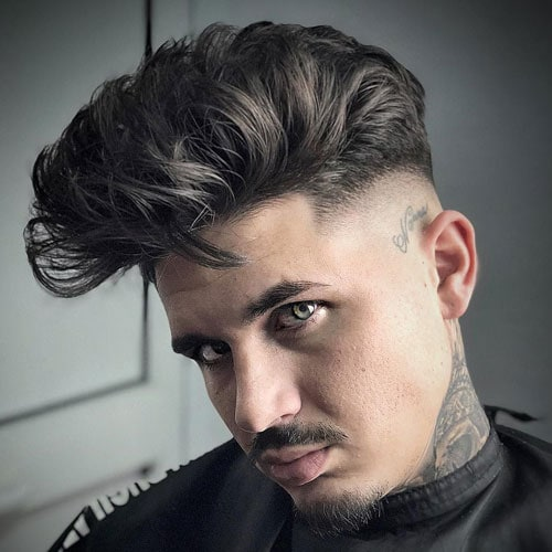 how to style a modern pompadour 2019 men s haircuts hairstyles 2019
