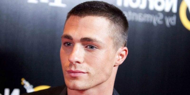 Men's Crew Cut Hairstyles