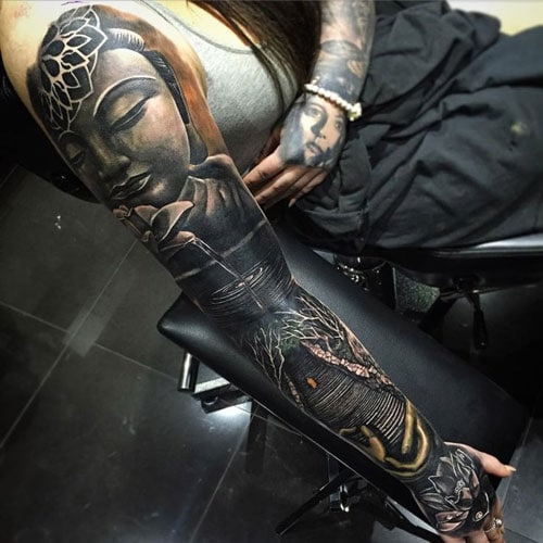 Awesome Sleeve Tattoos