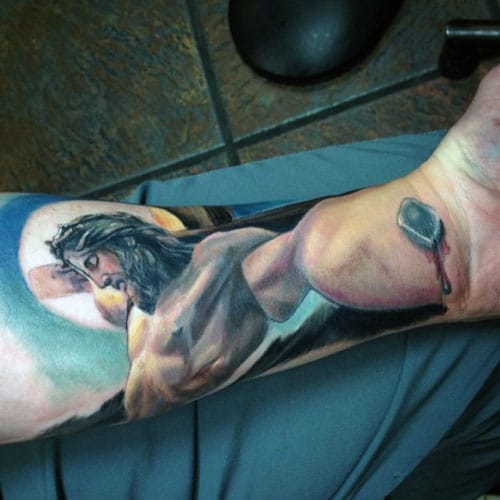 Badass Christian Tattoos