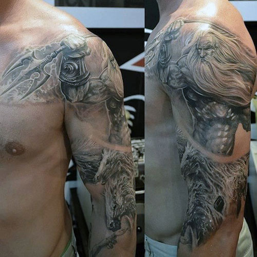 Badass Navy Tattoos