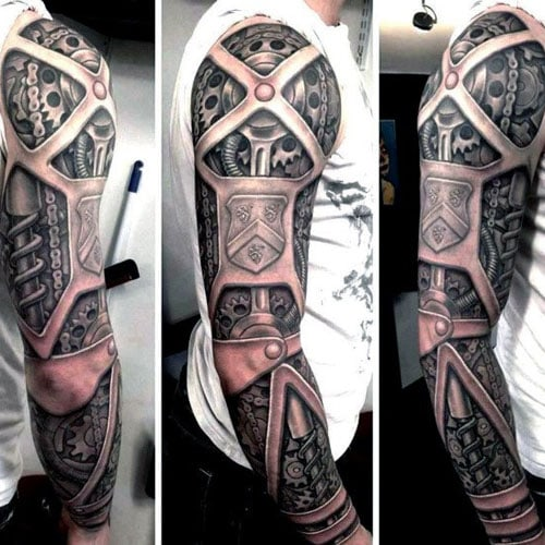 Badass Sleeve Tattoos