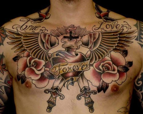 101 Badass Tattoos For Men Cool Designs Ideas 2020 Guide