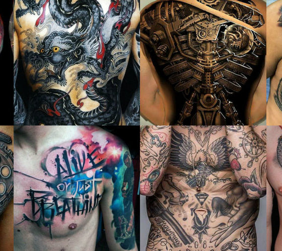 Badass Tattoos For Men