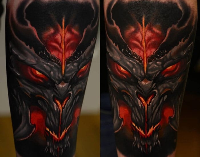 Best Badass Tattoo Designs
