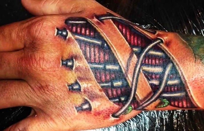 Cool Hand Tattoos