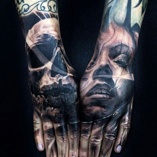 Cool Hand Wrist Forearm Tattoo Ideas
