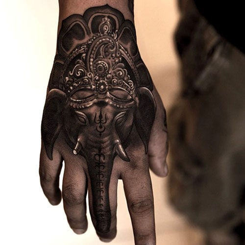 Tattoo Designs For Men Hand