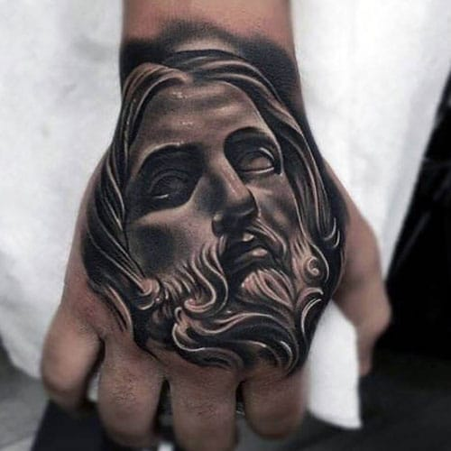 God Hand Tattoo