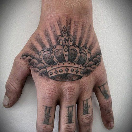 101 best hand tattoos for men 2019 guide