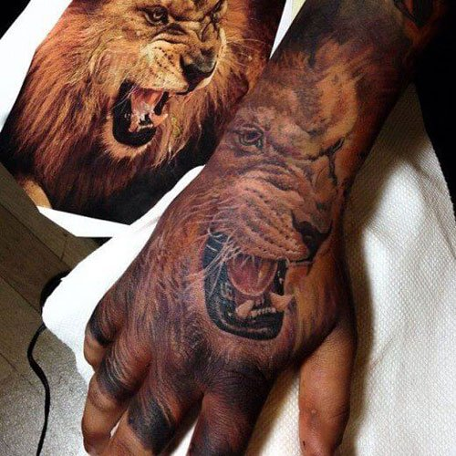 101 Best Hand Tattoos For Men: Cool Ideas + Designs (2019