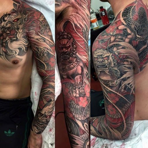 Dragon Tattoo Designs For Guys