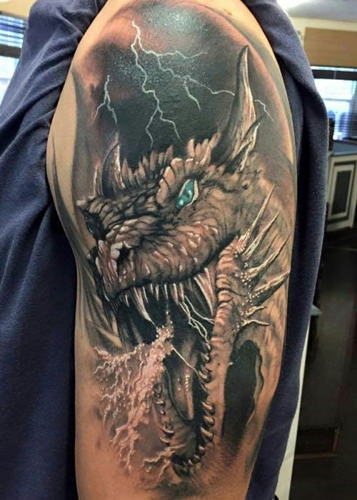 101 Best Dragon Tattoos For Men Cool Designs Ideas