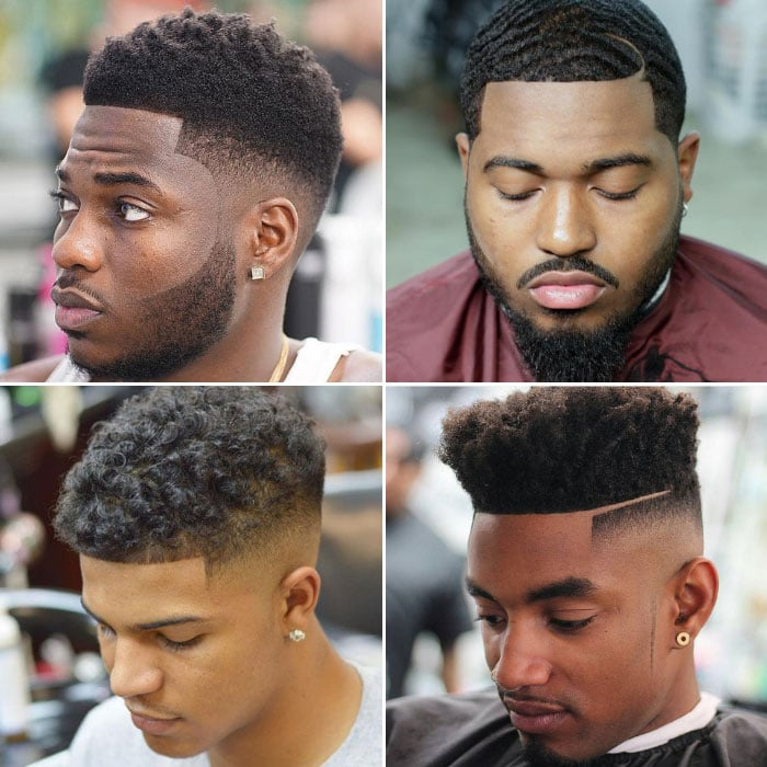 Black Guy Hairstyles