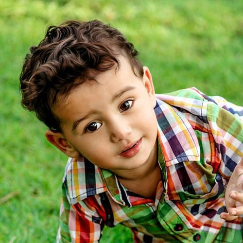Baby Boy Hair Cuts and Styles - Curly Haircuts