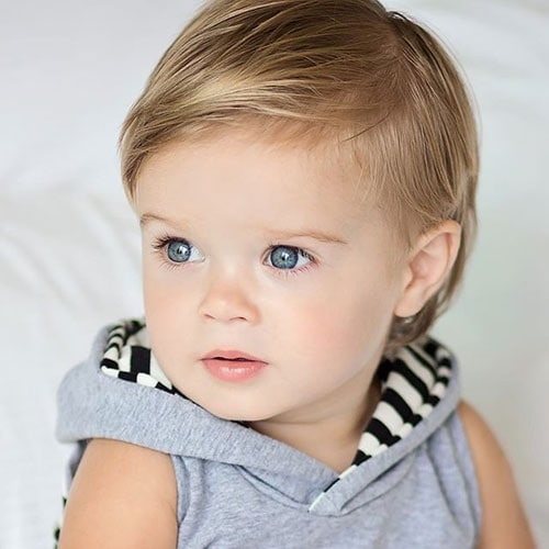 Best Baby Boy Haircuts For One Year Old